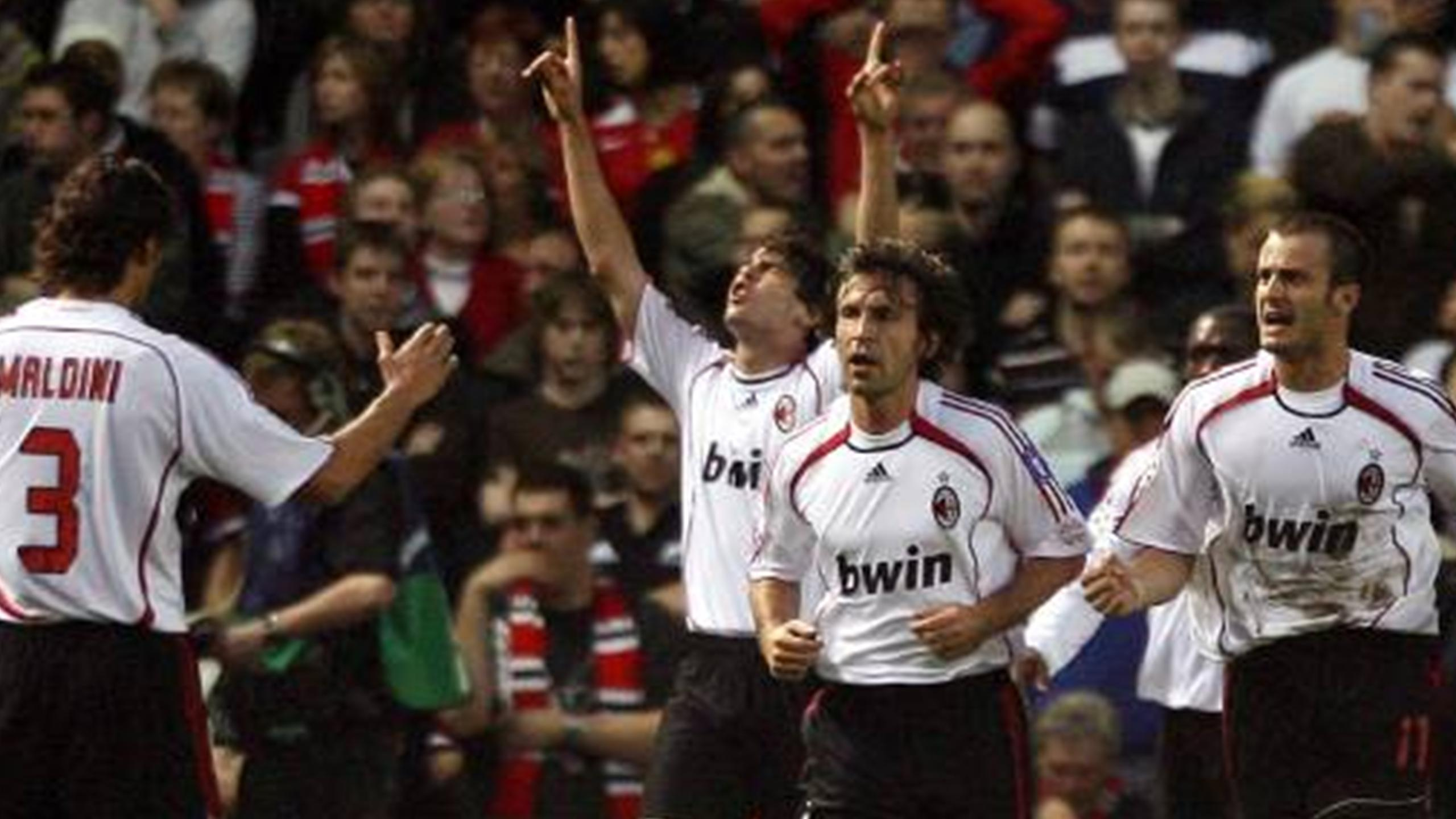 Манчестер юнайтед 2006 милан финал