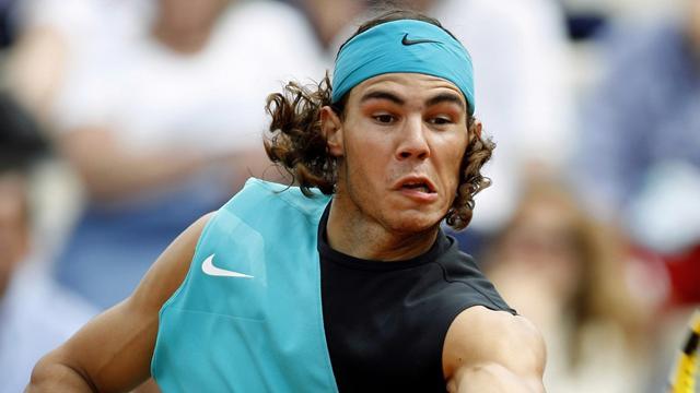 Nadal beats Federer again