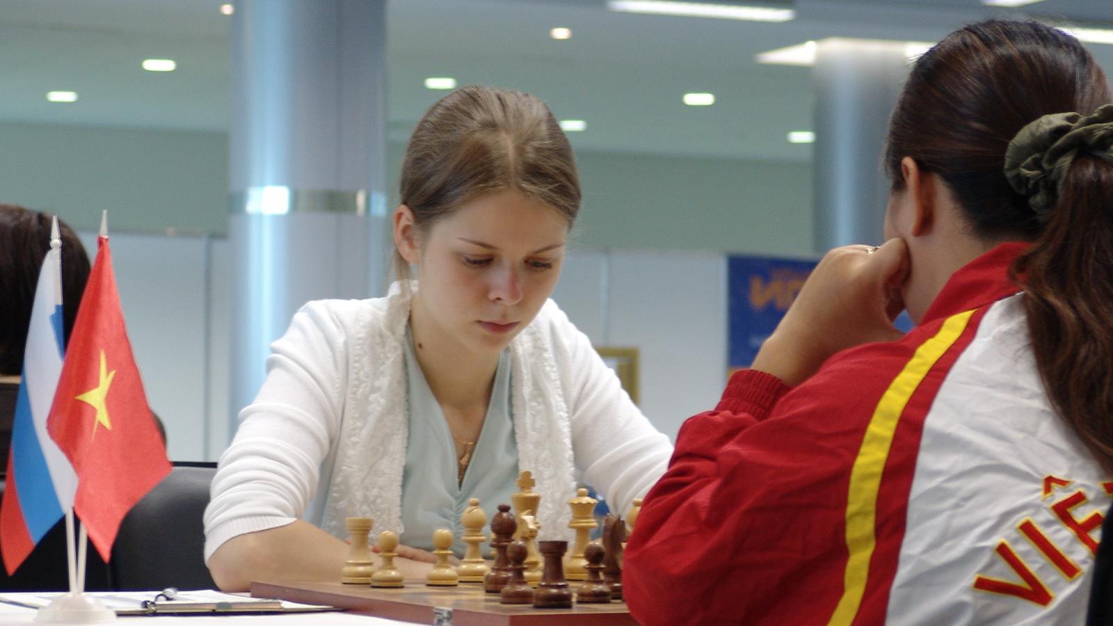 Satrançta kadın sporcu sayısı artıyor' 17