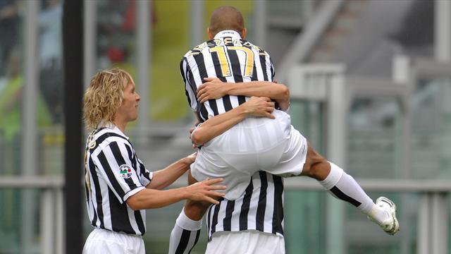 La Juve di Ranieri