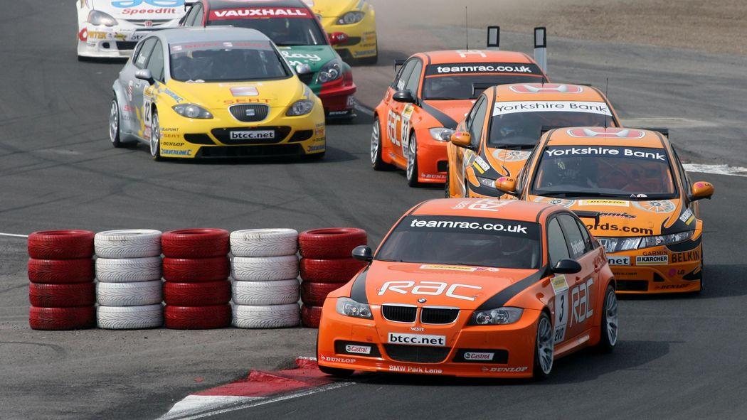 BTCC back at Silverstone - Motorsports - Eurosport