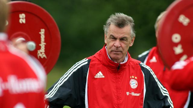 Hitzfeld: Bayern are back