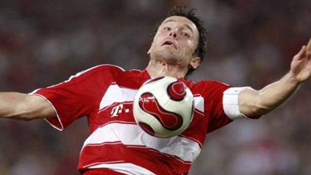 Van Bommel suspended for final