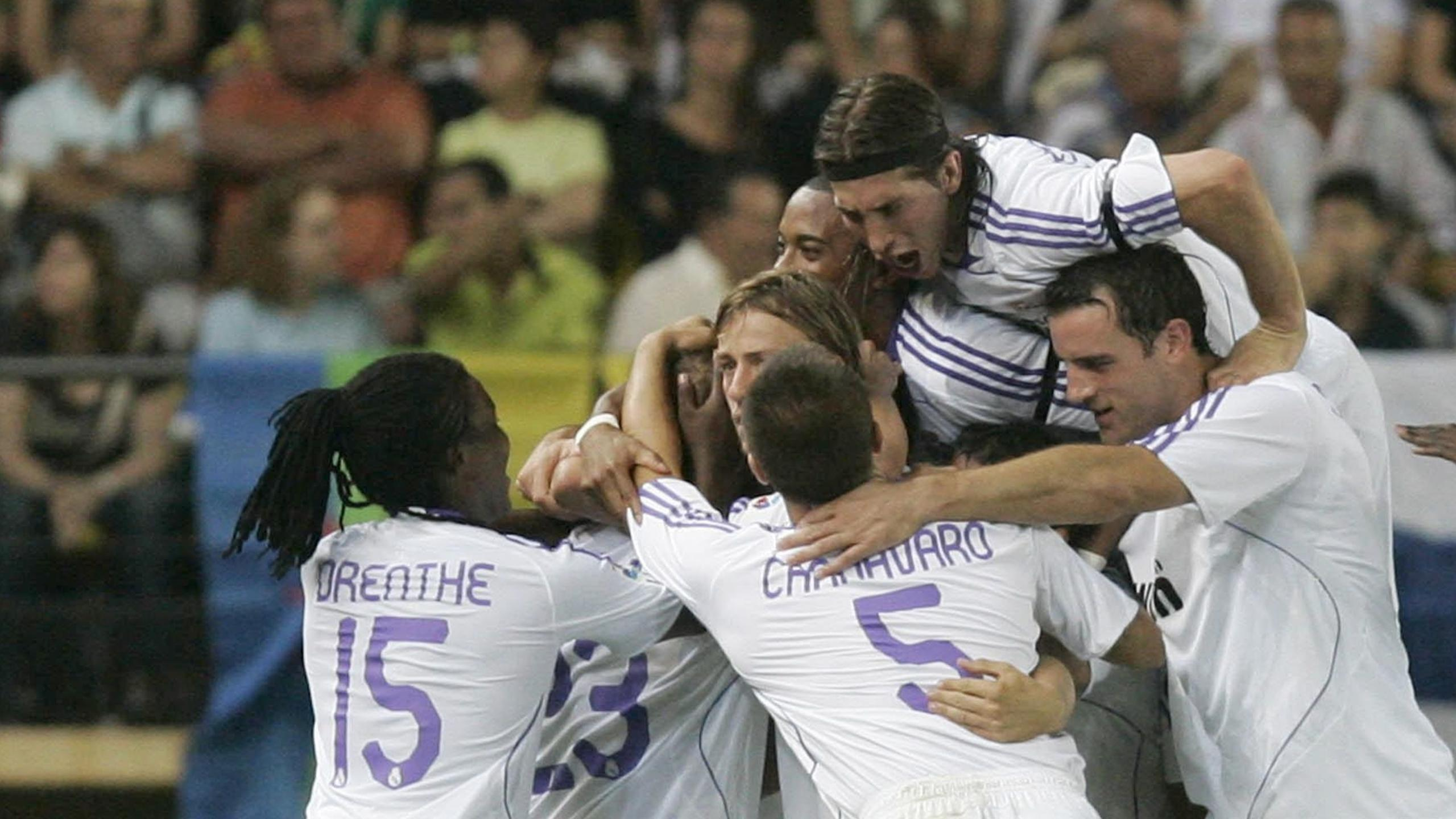 Футбол чемпионат испании 2007/ 08