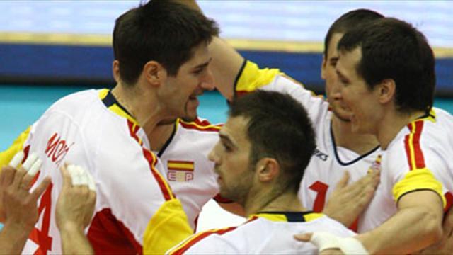 España se clasifica para la final
