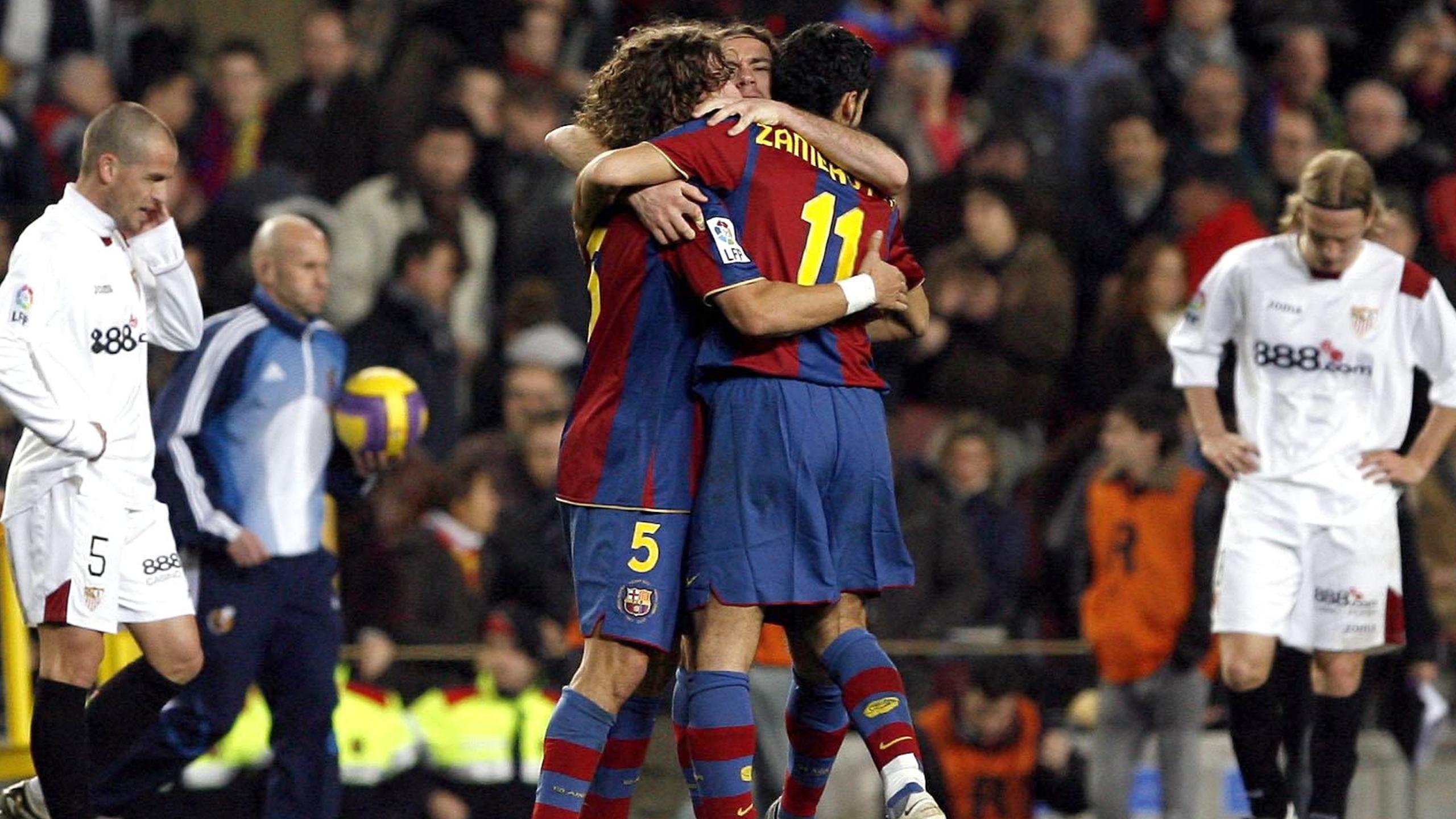 Кубок испании футбол 2007