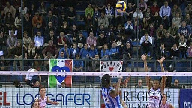 Волейбол: Лига чемпионов