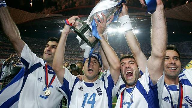 Euro 2004: Grèce, la surprise du chef