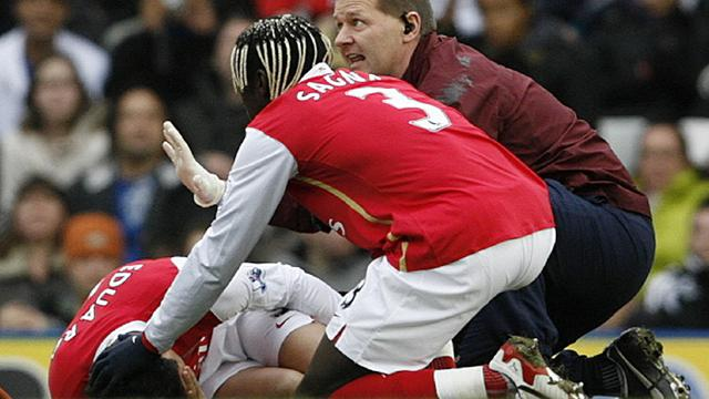 Arsenal, l'élan brisé