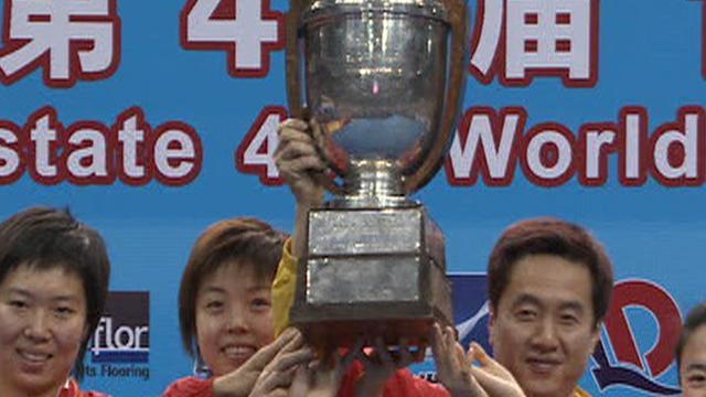 Tenis de mesa: Mundial por Equipos