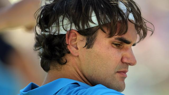 """Federer : """"Rien à faire"""""""