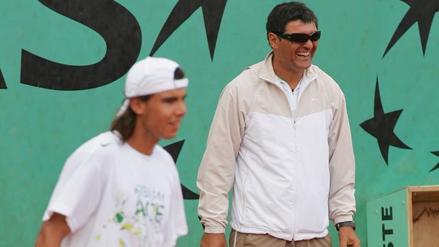 Toni-Rafa, Nadal au carré
