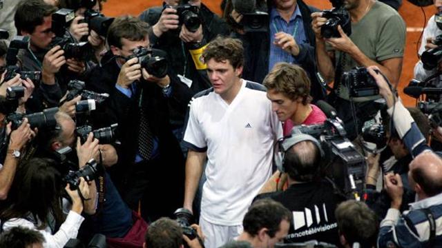 2002, Mathieu victime de la roulette russe