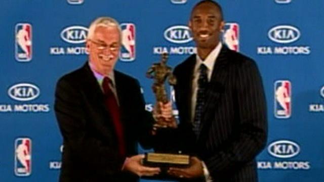 Bryant enfin MVP