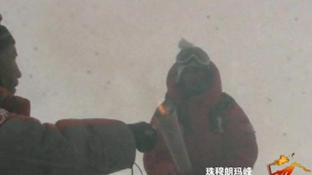 Эверест в Огне