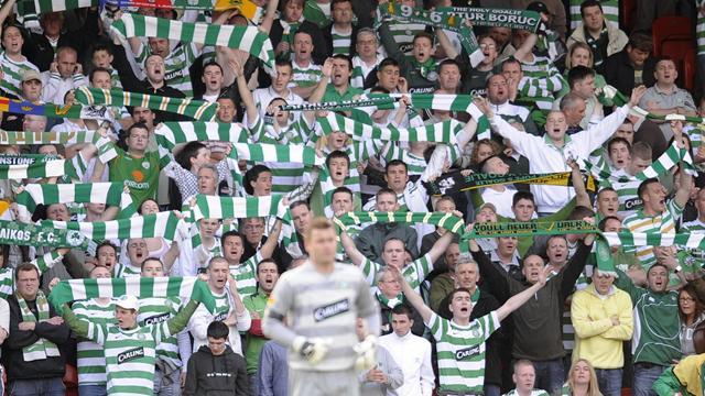 Celtic campione di Scozia