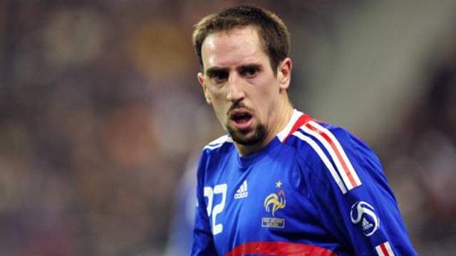 "Ribéry: ""Gagner l'Euro"""