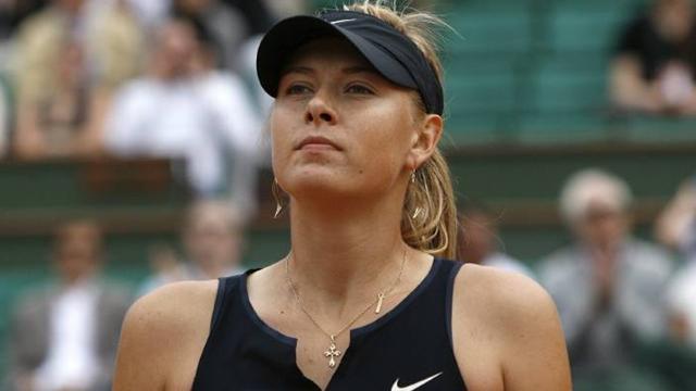 Sharapova quitte le tournoi