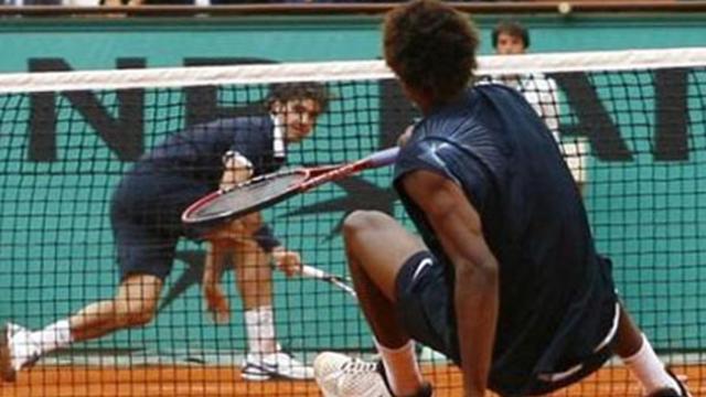 Federer y retourne, Monfils en sort grandi