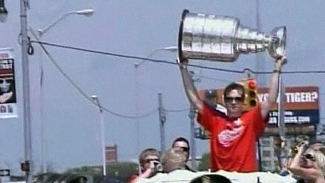 Detroit vince la Stanley Cup