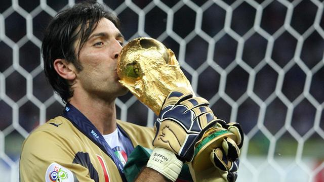 Gianluigi Buffon - the goalkeeping GOAT