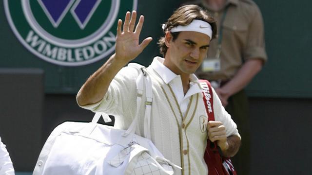 Federer, 12e leçon pour Hewitt