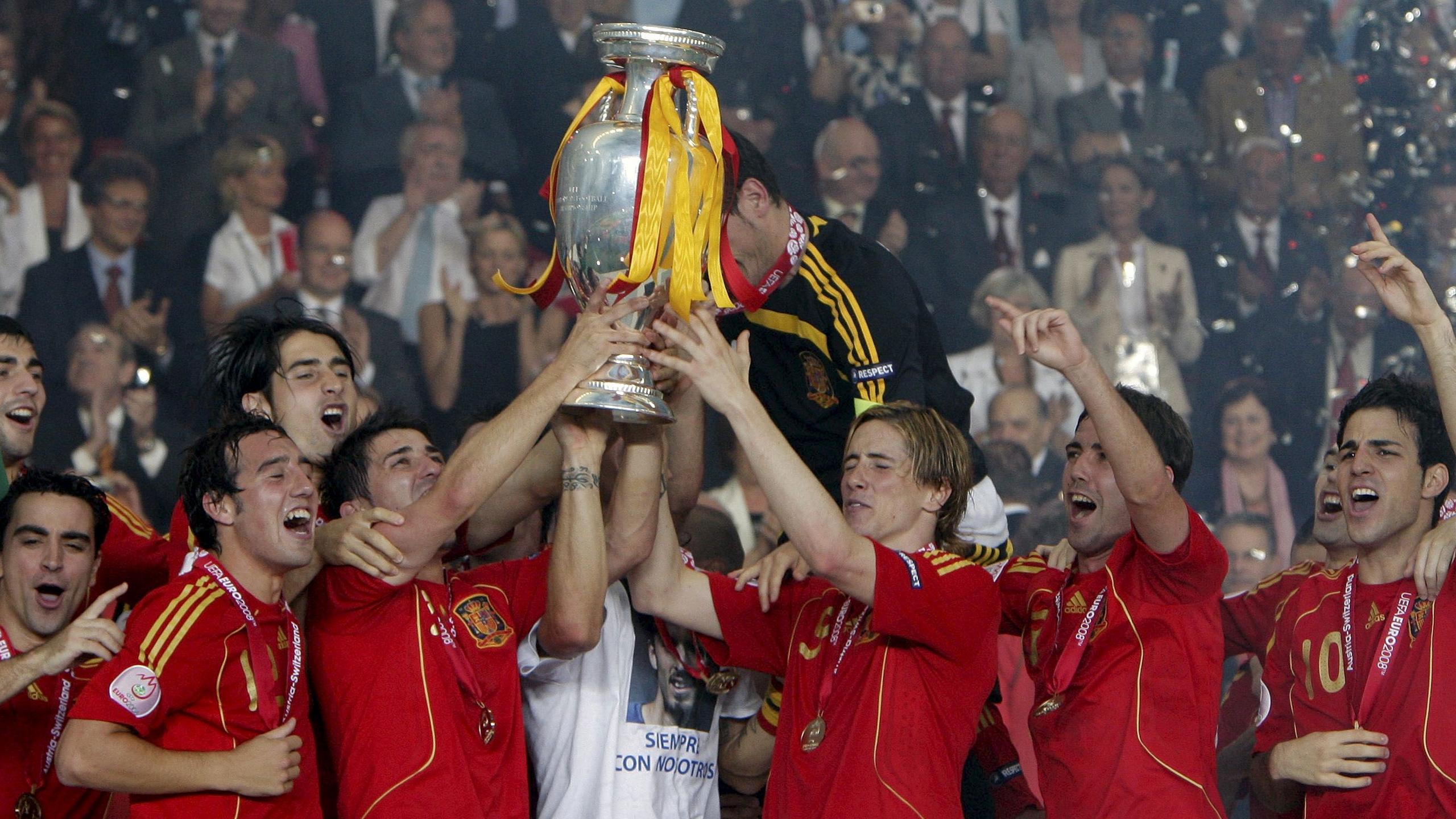 Санти касорла сборная испании евро 2008