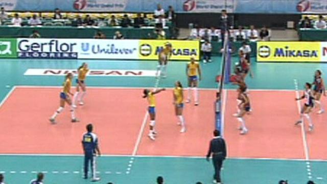 WGP volley