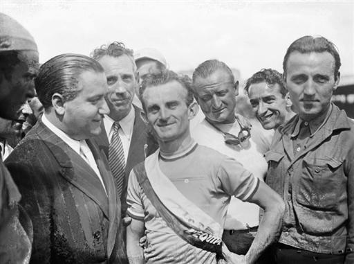 Tour de France: Jean Robic, Sieger 1947