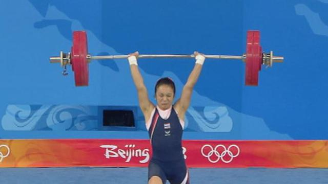 Gros bras asiatiques