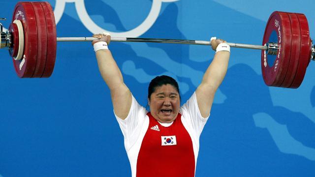 Korean 'Female Hercules' Jang retires