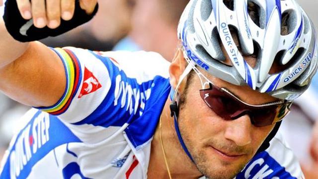Boonen au sprint