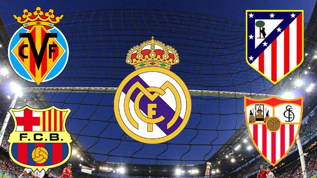 ¿Por qué se apodan así los equipos de Primera  - La Liga 2014-2015 - Fútbol  - Eurosport 4099ba55c8f27