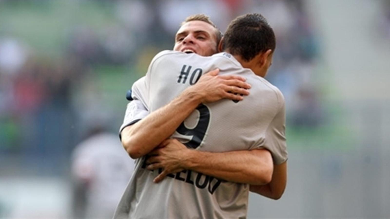Hoarau retour gagnant ligue 1 2008 2009 football eurosport - Gagnant coupe de la ligue ...