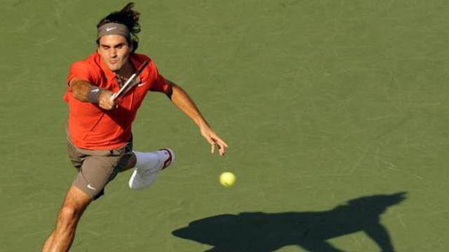 18e demi-finale de suite pour Federer