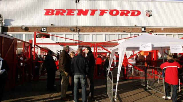 Benham takes sole control of Brentford