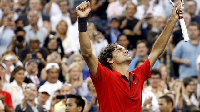 """Federer: """"Je me sentais invincible"""""""