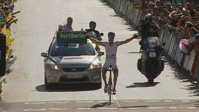 Vuelta Espana - Dapena vann 15:e etapp