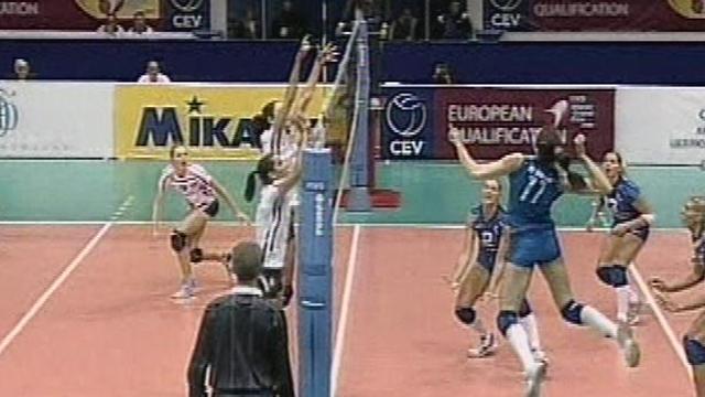 Volley, le qualificazioni al WGP