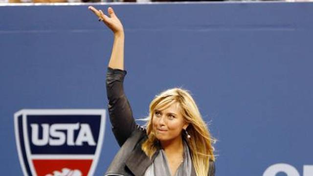 Sharapova, adieu 2008