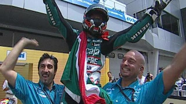 Talmacsi wins Sepang 125s