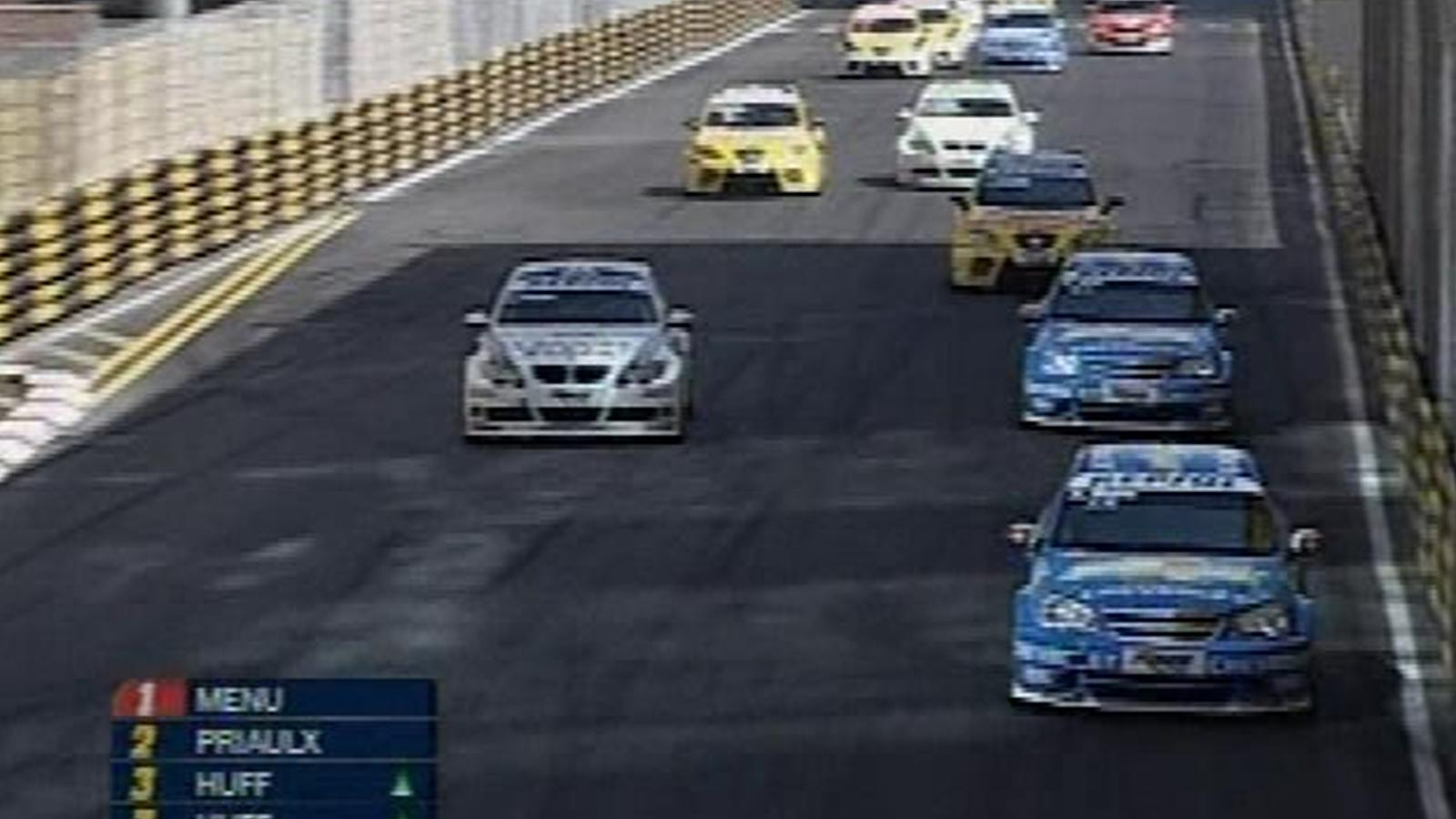 df7d4c9bc75a8 VIDEO - FIA WTCC  Macao - Macao - Video Eurosport