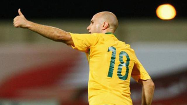 Bresciano back for Socceroos