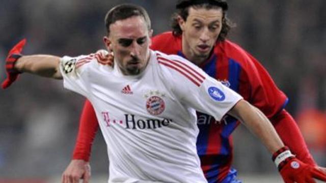 Où en est Ribéry ?