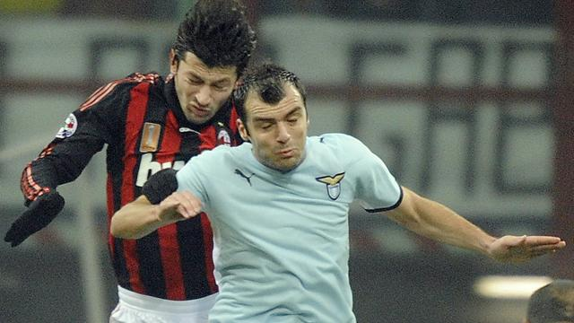 Lazio down Milan in extra-time