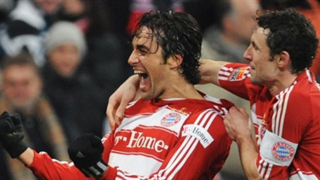 Toni sauve le Bayern