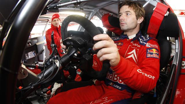 Loeb marque Latvala