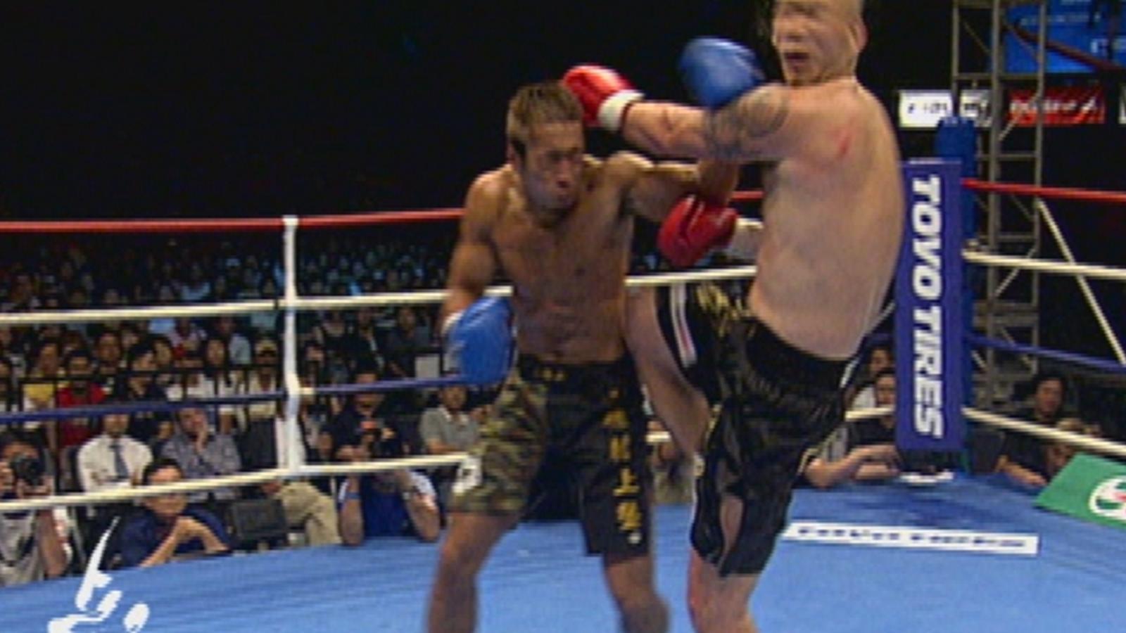 eurosport fight club