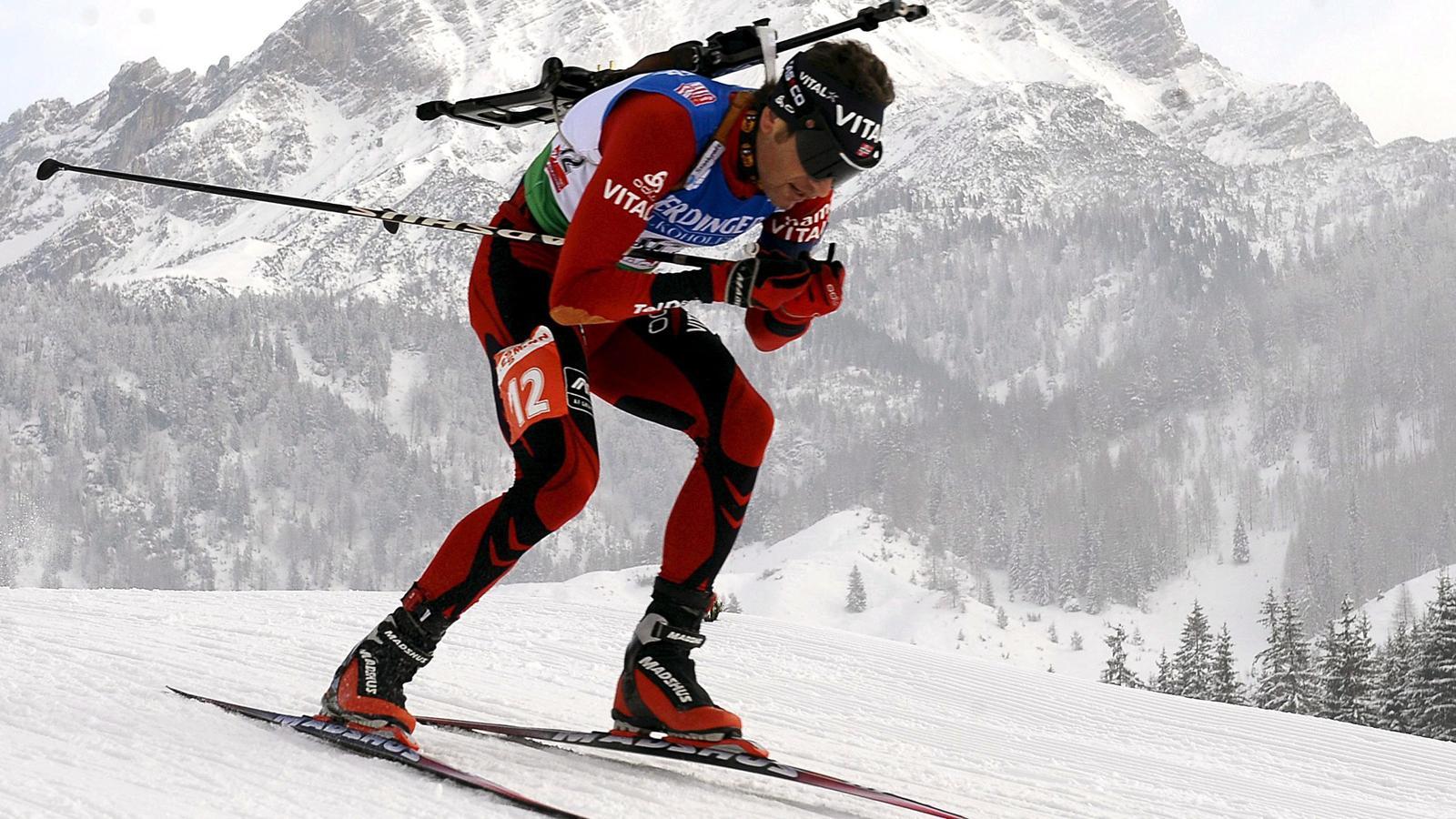 Le retour de bjoerndalen coupe du monde ruhpolding - Classement coupe du monde de biathlon ...