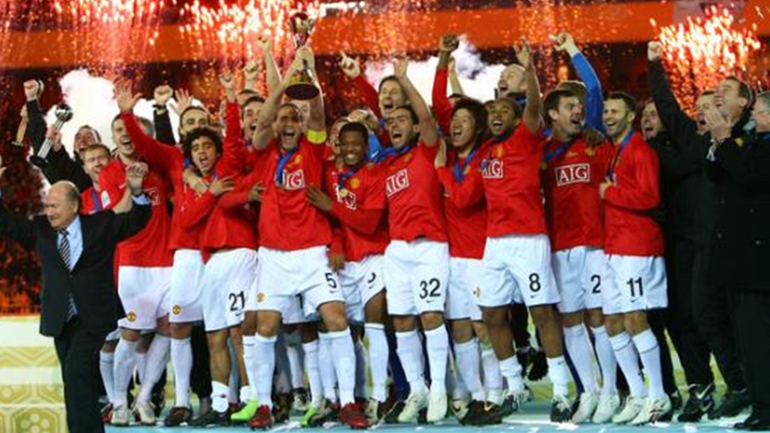 Манчестер юнайтед клубный чемпионат мира 2008